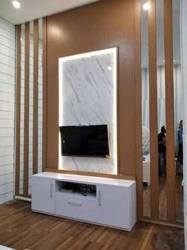 Backdrove tv minimalis