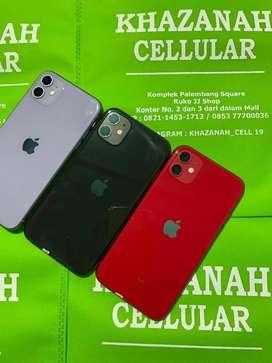 KHAZANAH CELL - SECOND IPHONE 11 64 GB EKS INTER