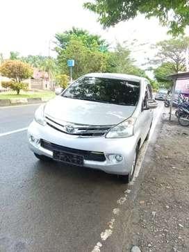 Dijual Mobil AVANZA 1.3 G 2013 Airbag