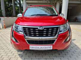 Mahindra XUV500 W7, 2018, Diesel