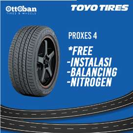 Ban Toyo Tires - Lebar 225/50 ZR18 Proxes 4 Untuk Mobil Innova