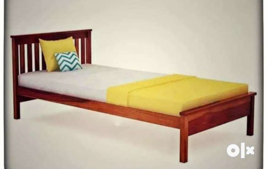 Single cot brand new from subashree furniture 0