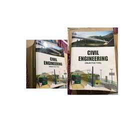 Civil engineering objective type book