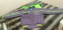 kids quality jackets size 32 almost new