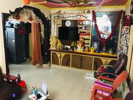 2Bhk with fully furnished, excellent interior design with car parking,