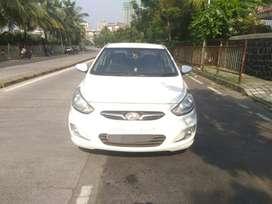 Hyundai Verna Fluidic 1.6 CRDi SX Opt AT, 2015, Diesel