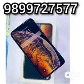 Apple Iphone XS MAX-64gb gold color