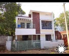Sreekariyam chempazanthy new house