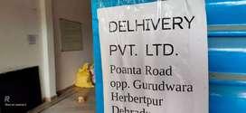 Delivery job @ herbertpur Vikasnagar