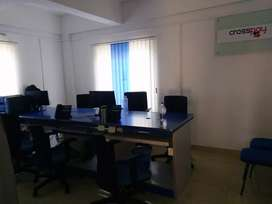 Office fully furnished for rent kakkanad