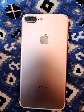iPhone 7 Plus Rose Gold (10 months old)