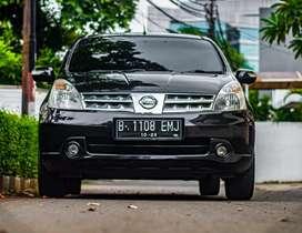 Nissan Grand Livina Xv at 2010.  Tdp 5jt