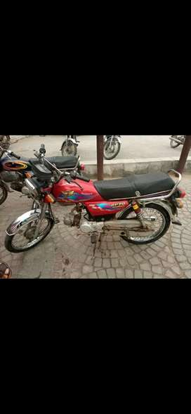 Road prince bike full ok condition