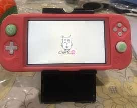 Nintendo Switch Lite Coral Pink