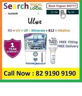 Ul20.3 AquaGrand RO Water Purifier Water Filter AC dth bed car TV Aqua