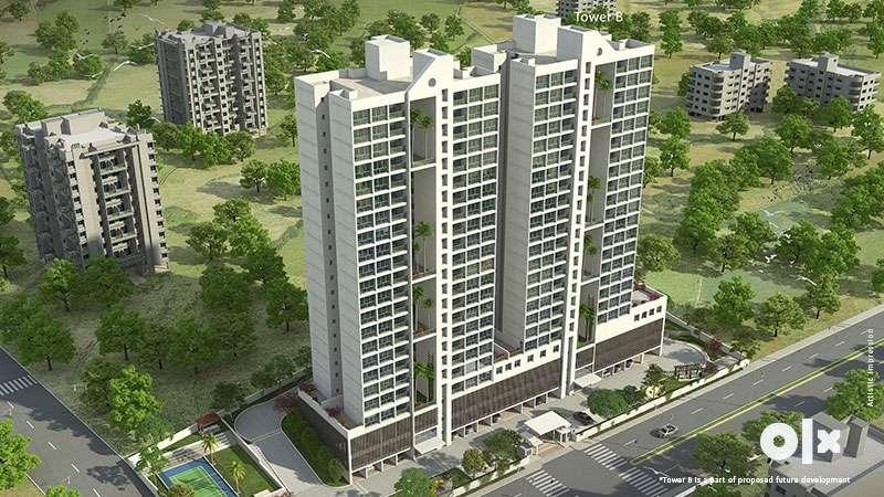 Premium 2 BHK Apartments at 85 Lakh,  in Kharadi at Vascon Forest Edge 0