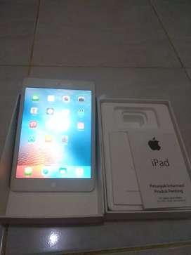 Apple iPad mini 1 gray 16GB fullset mulus