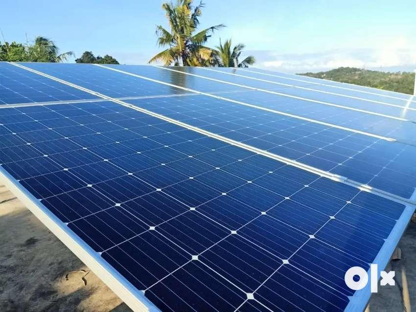 Solar Ongrid Power Plant 0