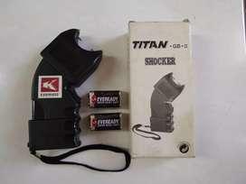 Titan Shocker - Alat Bela Diri Wanita.