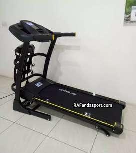 TL-636 Treadmill Elektrik Otomatis Incline Multifungsi