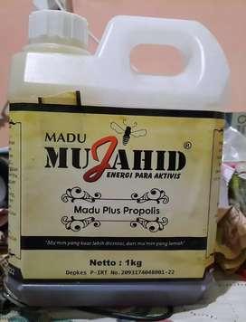 Madu Mujahid 1kg