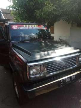 Daihatsu feroza 2WD thn 95