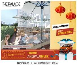 The Palace Jogja Apartemen Lokasi Strategis Cicilan Mudah