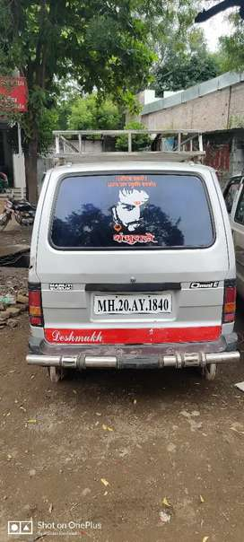 Maruti Suzuki Omni 2007 LPG Good Condition