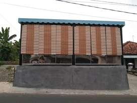 Tirai kayu krey kayu pvc 27