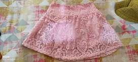 Dazzle skirt