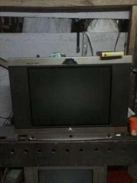 Tv tabung layar datar 29inch fujitec