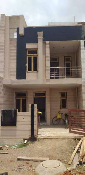 2 bhk affordable  row house only 29 lacs