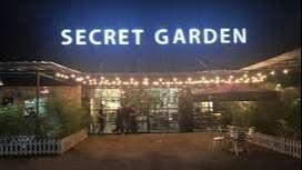 Dibutuhkan cepat Karyawan Secret Garden Resto & Cafe