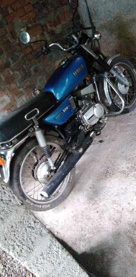 Yamaha rx100 gud rung cndton