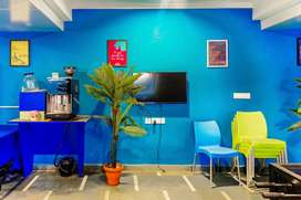 CO living fully furnished pg