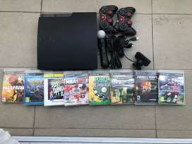 Hardly less used ps3 gaming console