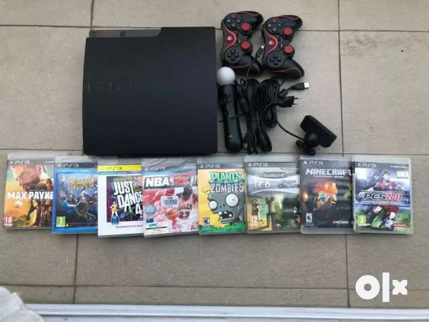 Hardly less used ps3 gaming console 0