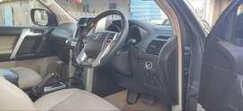 Toyota Land Cruiser Prado VX L, 2010, Diesel