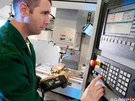 Required CNC Lathe Operator
