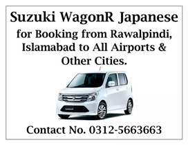 WagonR Available for Booking