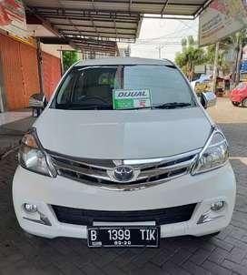 Toyota Avanza G manual 2015 Istimewahhh