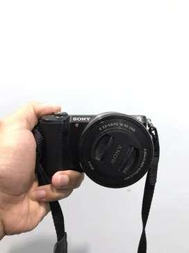 SONY A5000 Lengkap Fullset