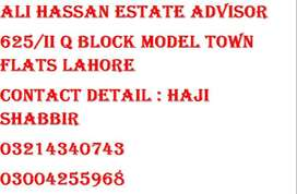 Single room independent flat for rent 10000 in Model Town Lahore