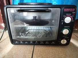 Oven listrik 350 wht