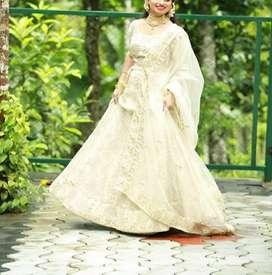 Lehanga with blouse and dupatta