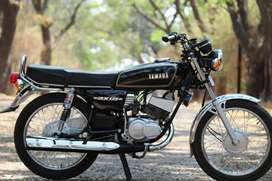 Full restored well maintained TIGER model RX135