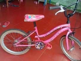 """dijual sepeda anak 18"""" s"""