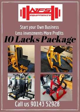 Gym equipments manufacturing Ts &Ap
