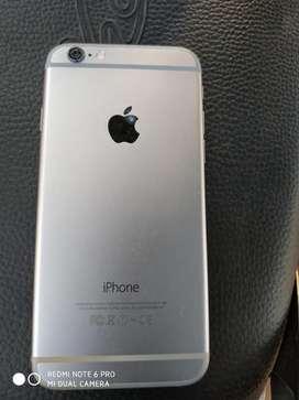 I phone 6/64 gb (Box or orginal chargar avalebil )