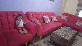 Jual sofa bludru
